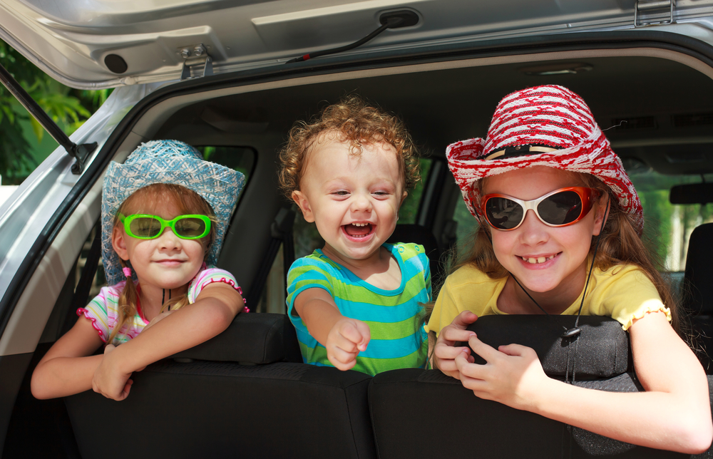Tips for planning your next family road trip and keeping the kids happy.