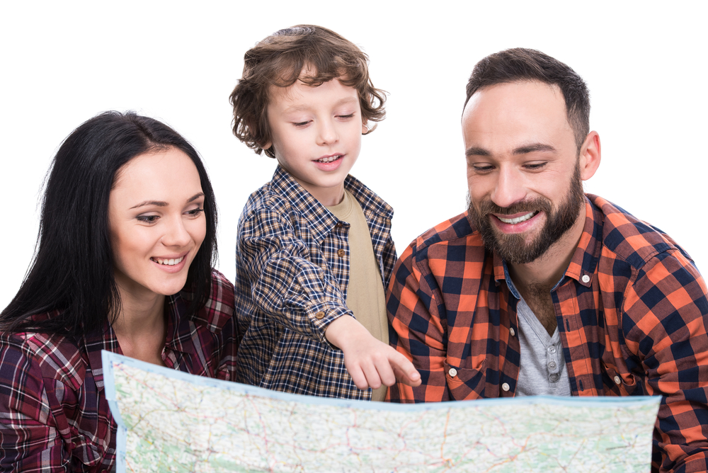 There's no time like the present to take a family road trip - some advance planning is a great idea if you're travelling with kids!
