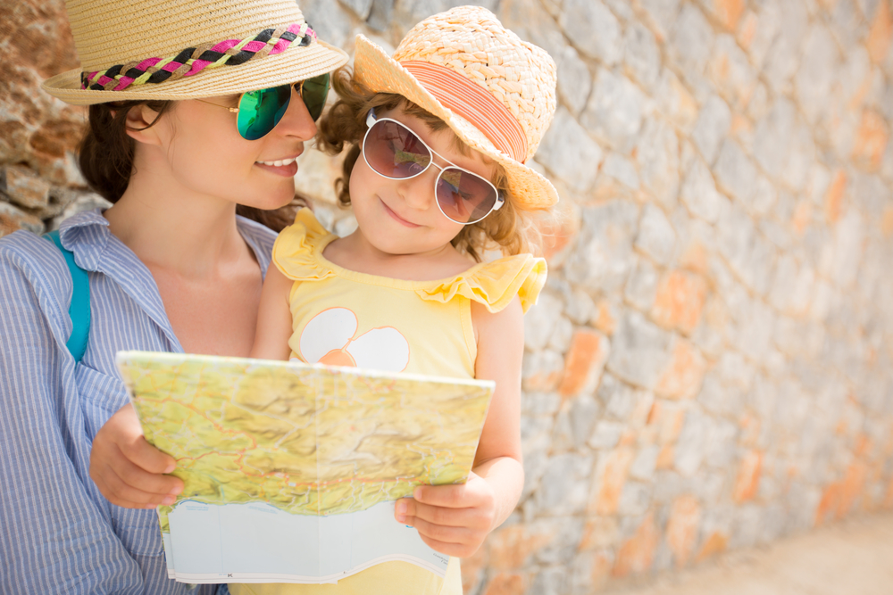 5 fun ideas for a summer family staycation: explore the historical sites in your area.